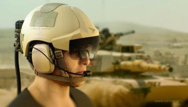 Украинский умный шлем для военных получил контракт в Эмиратах