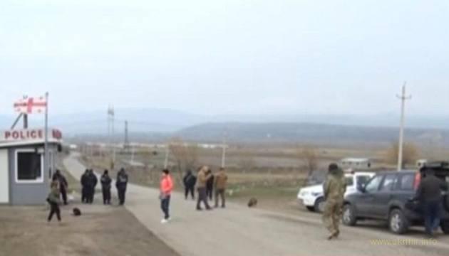 Российские военные ворвались на территорию Грузии: люди в панике