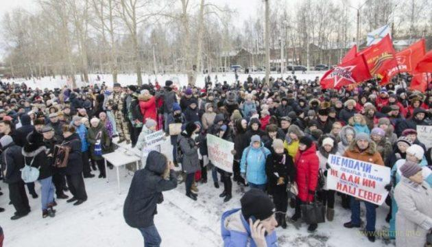 Режим нагнетает обстановку: Поморские партизаны