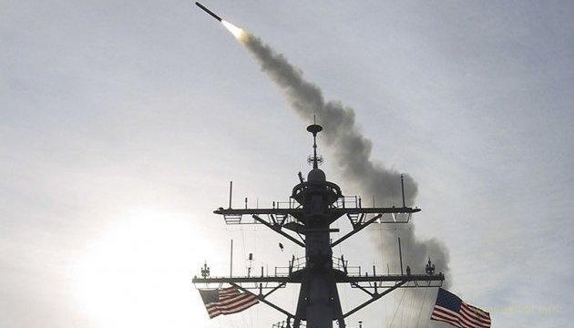США испытали систему перехвата межконтинентальных ракет