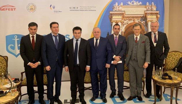Украина собирает антироссийскую черноморскую коалицию