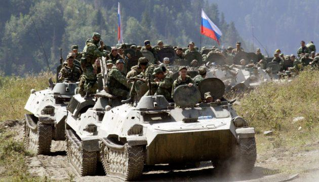 Россия перебрасывает войска к Украине