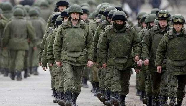 РФ проводит военные учения в аннексированном Крыму