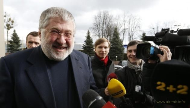 Біглий ляльковод Коломойський повернувся в Україну