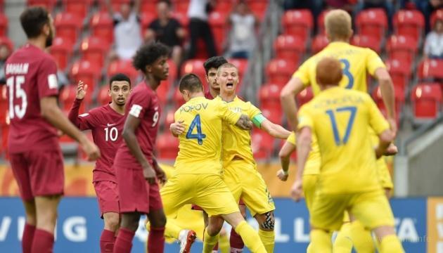 Збірна України стала одноосібним лідером на юнацькому Чемпіонаті світу з футболу