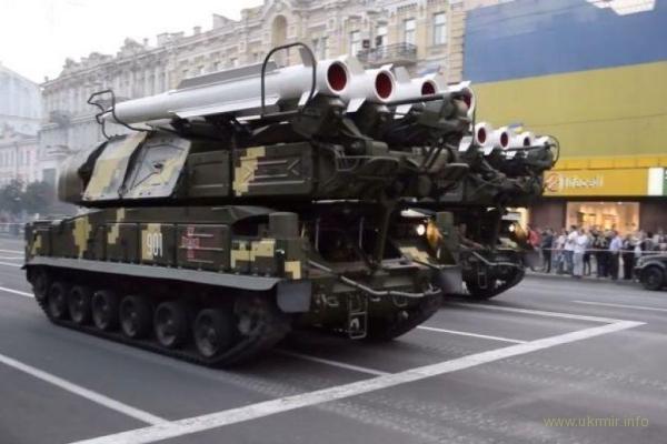 МО подтвердило, что ПВО вокруг Киева переоборудовали за счет Рошен. А что переоборудует Квартал-95?