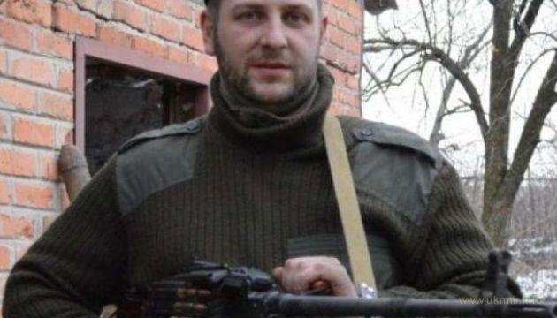 Под Донецком погиб один из главарей «ДНР»