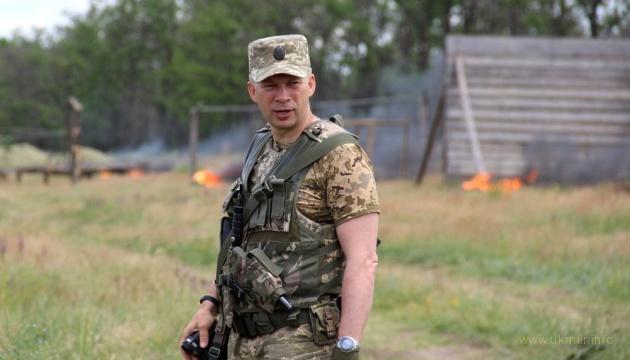 В ООС демонстрировали делегации США доказательства агрессии РФ на Донбассе. А Зеленский в курсе?