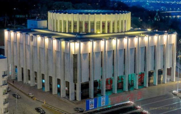 Украинский дом* - память моего детства, теперь его захламят чиновниками Зеленского