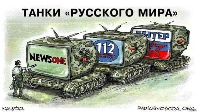 Скуповування телеканалів проросіянами Медведчука загрожує нацбезпеці