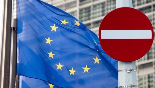 ЕС обеспокоен военными грузовиками на Донбассе у границы с РФ