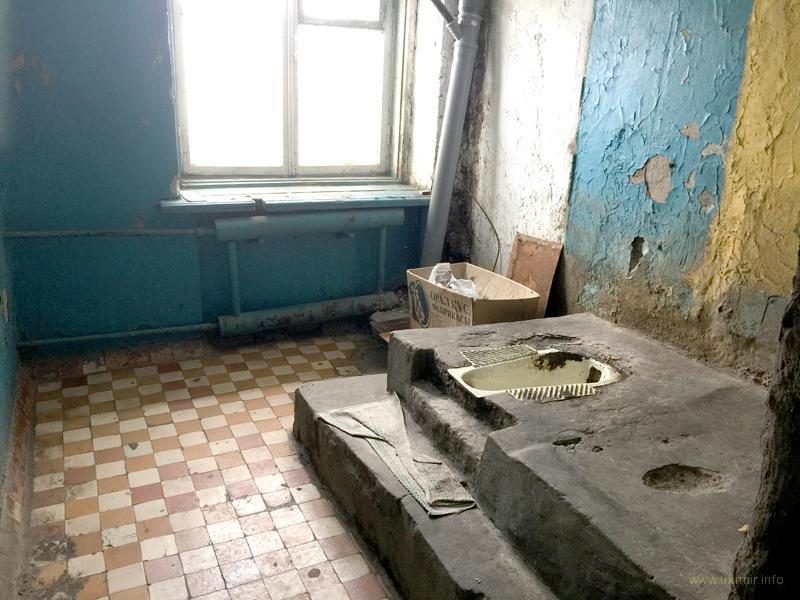 СССР — страна немытых туалетов