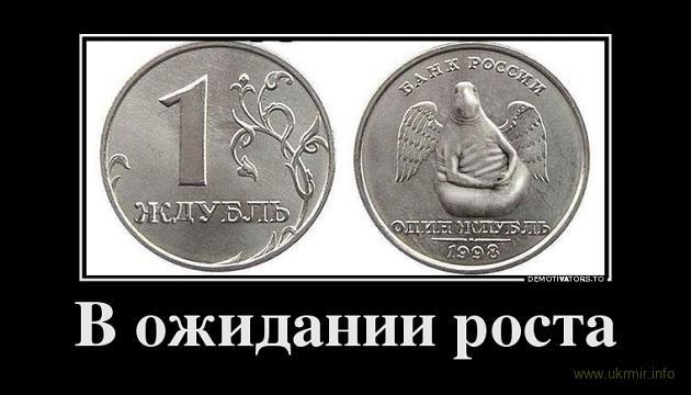 Рубль на грани катастрофического обвала