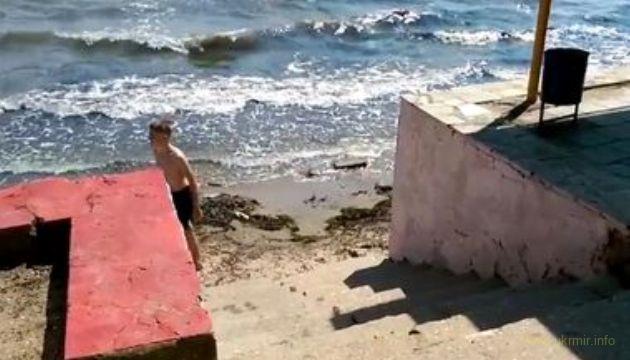 Оккупанты устроили экологическую катастрофу в Керчи