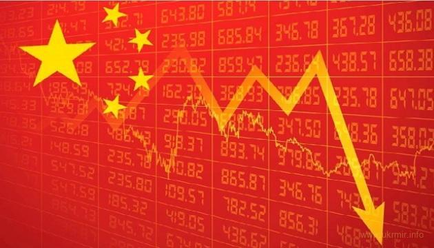 Экономика Китая уходит в глубокое пике