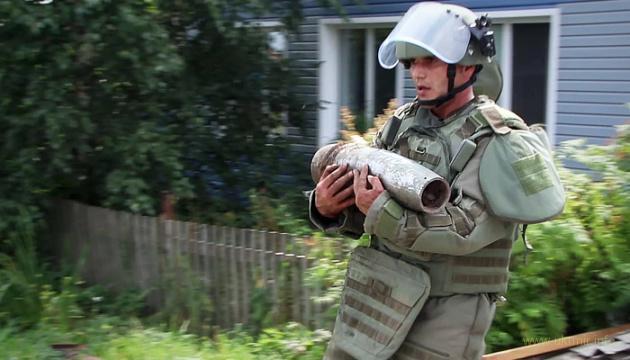 На России под Ачинском - снова взрывы на складе боеприпасов