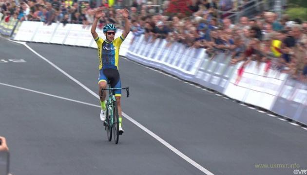 Українець став чемпіоном Європи з велоспорту