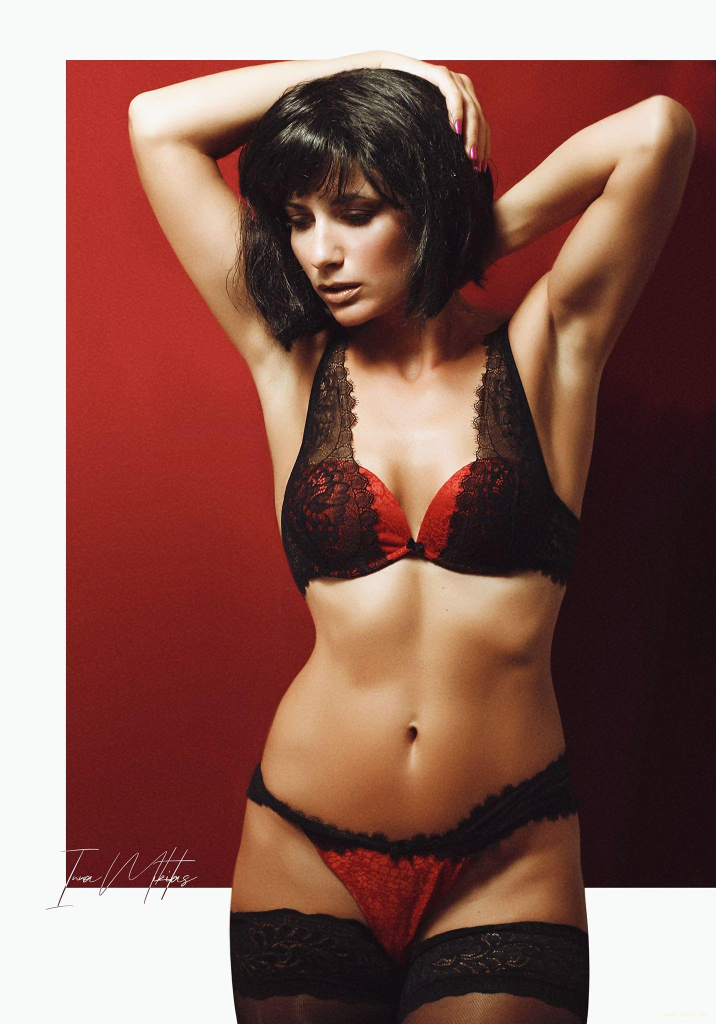 Ню-модель Инна Микитась порадовала поклонников новыми фото