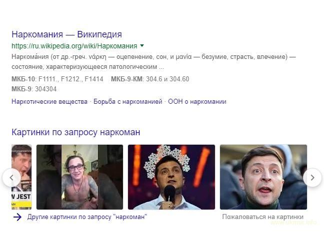 Гугл все знає і покаже