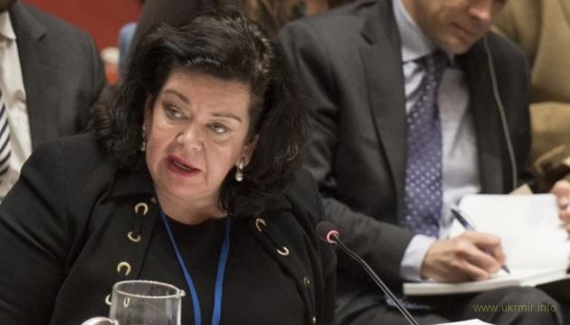 Британия в ООН заявляет об ущемлении прав украинцев на оккупированном Крыме
