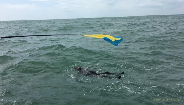 Український паралімпієць переплив Ла-Манш та встановив світовий рекорд