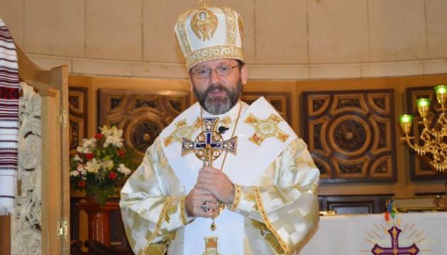 Умиротворение агрессора еще больше подогревает его аппетиты, – Патриарх УГКЦ Святослав