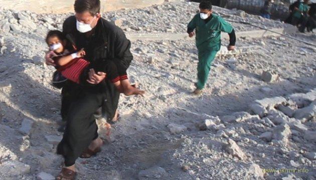 Россия атаковала 4 госпиталя в Сирии