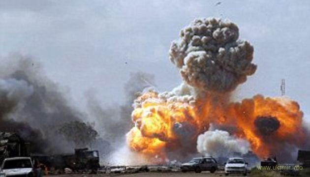 Россия атаковала нефтяную промышленность Ливии