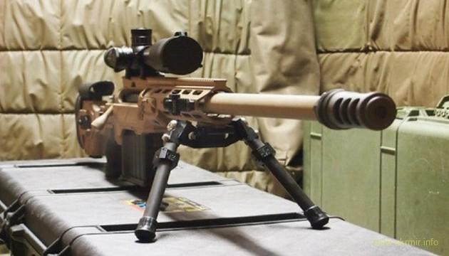 В Украину будет доставлена партия канадских снайперских винтовок