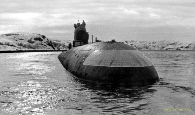 Как первая совдеповская атомная подлодка убила весь экипаж