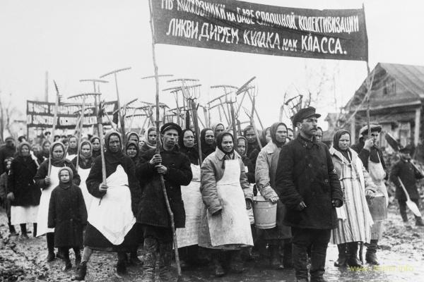 СССР — страна, построенная рабами в законе