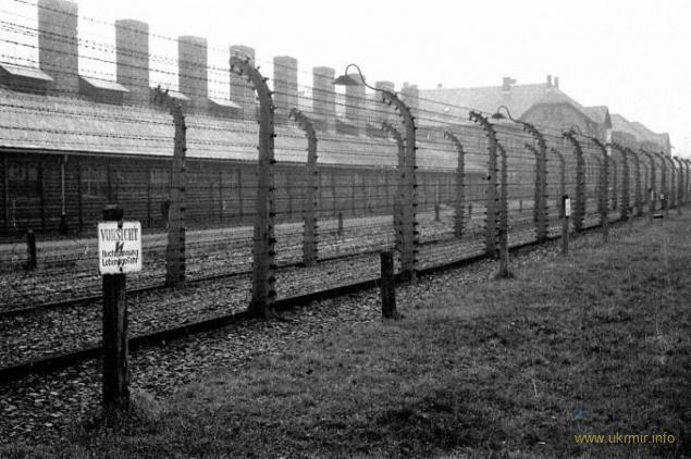 После войны нацистские концлагеря были преобразованы в лагеря НКВД