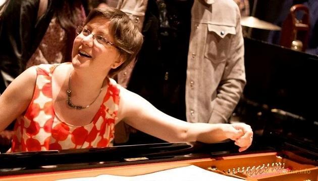 Українська піаністка отримала Grammy! Вітаємо!