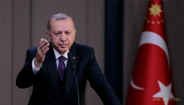 Эрдоган обвинил ОЭА в финансировании путинской банды «Вагнера». К Путину у него претензий нет