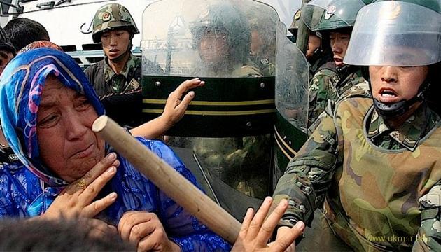 Преступления китайских коммунистов против уйгуров