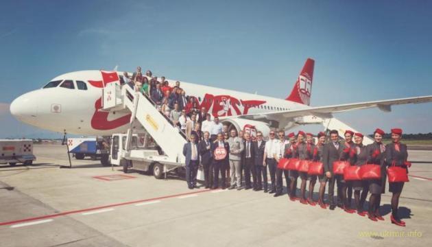 Улюблений італійський лоукостер заробітчан скасував частину рейсів з України