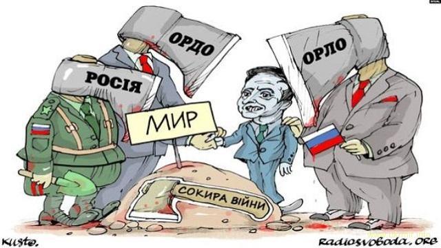 «Слуги народу» спричинили повну деградацію Парламенту