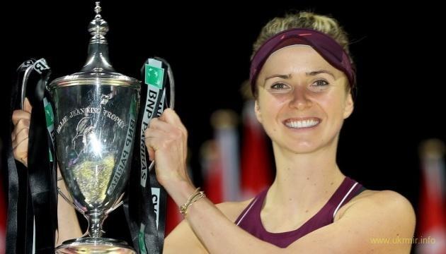 Українка увійшла до списку найбільш титулованих тенісисток десятиліття