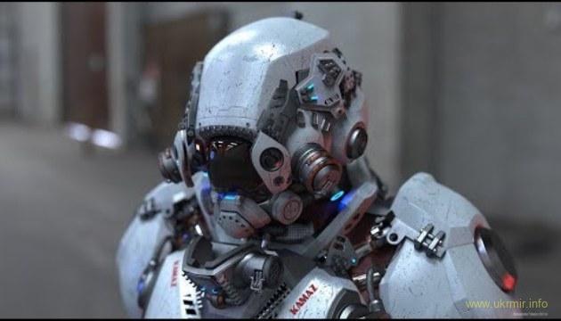 Первый российский боевой робот с искусственным интеллектом