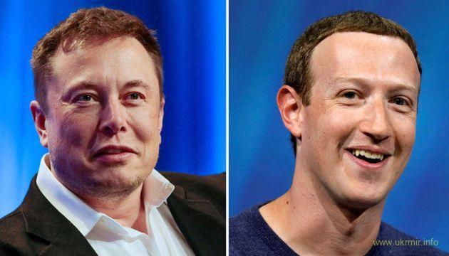 Илон Маск призвал всех удалиться из Facebook