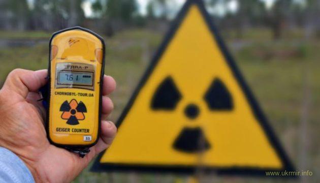 На Москве датчики фиксируют 60-кратное превышение радиации