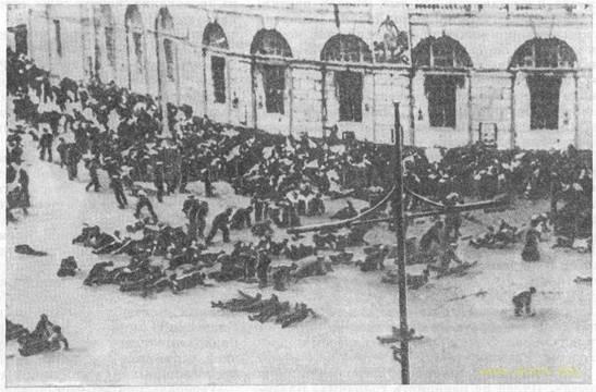Как коммунисты расстреливали рабочих
