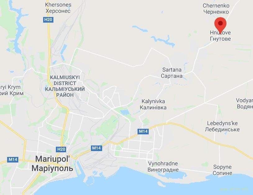 Минимальная цель «развода» войск, отдать РФ сухопутный путь в Крым