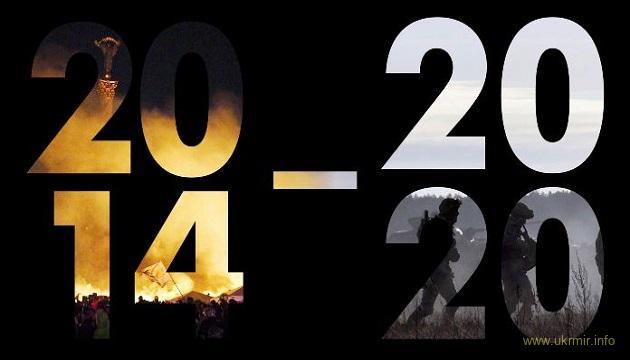 20 лютого 2014 року розпочалася війна РФ проти нашої країни