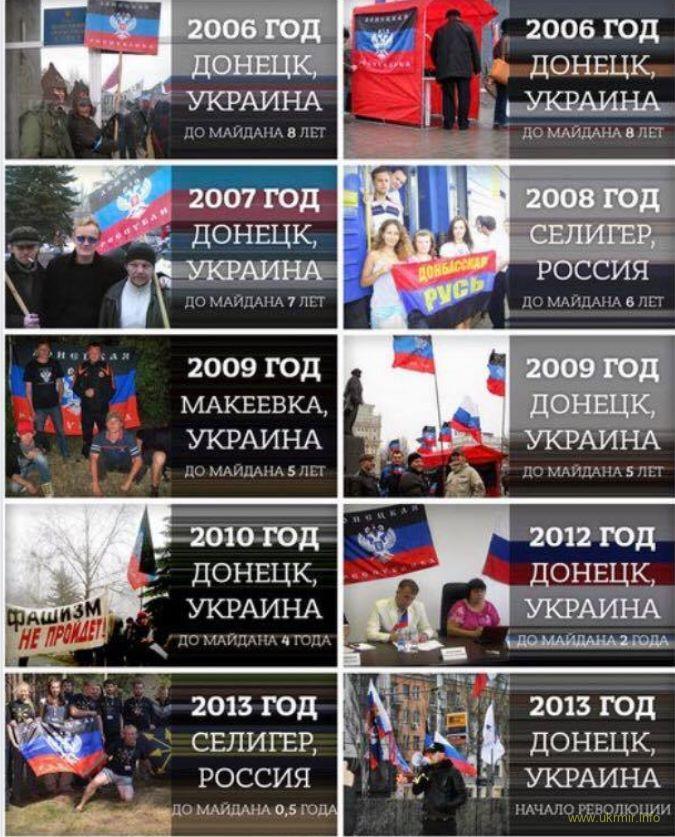 «ДНР» начала возникать «стихийно» с середины 1990-х, Майдан говорите виноват???