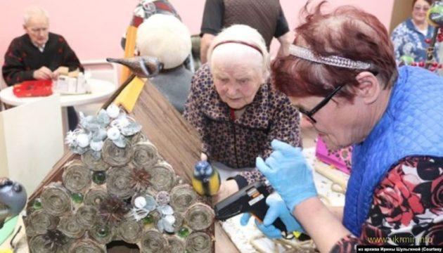 Обреченный полк: Стариков в Доме ветеранов на РФ морят голодом