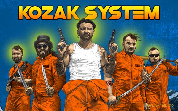 29 лютого - Київ - презентація нового альбому Kozak System
