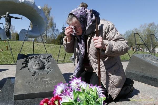 Авария на ЧАЭС - это преступление Москвы перед украинским народом