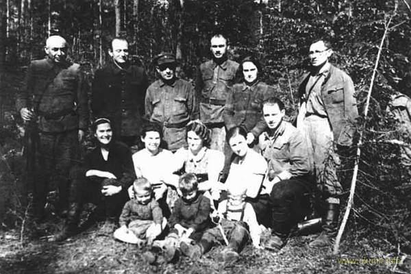 Военные преступления советских партизан в Белоруси, Балтии, Финляндии