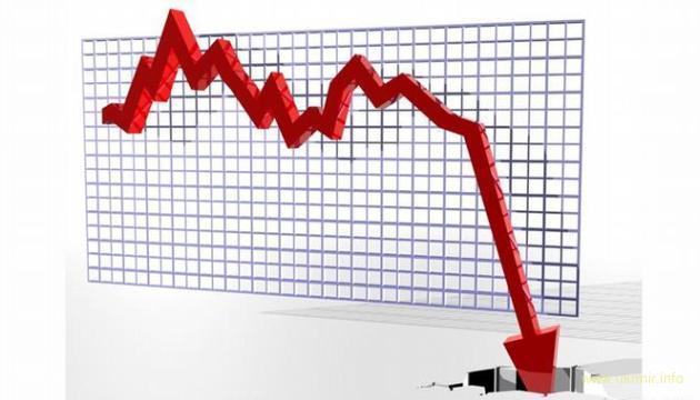 ВВП падає шаленими темпами